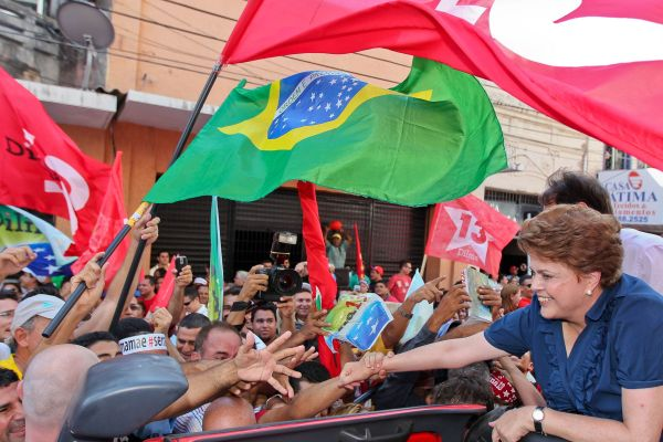 Brazillian Presidential Candidate Dilma