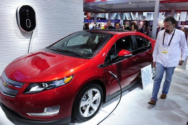 GE Electric Car