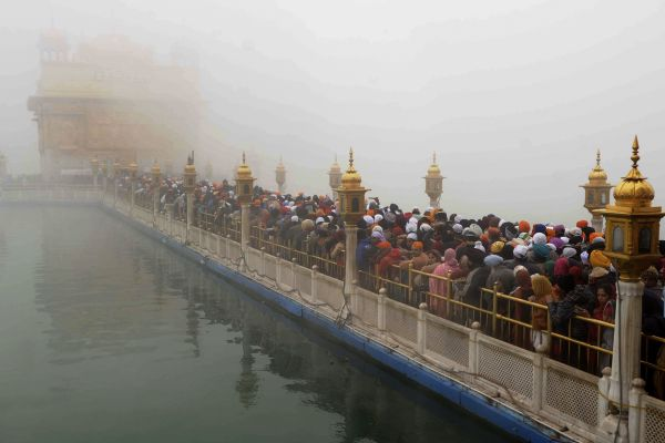 Golden Temple Pilgrimage