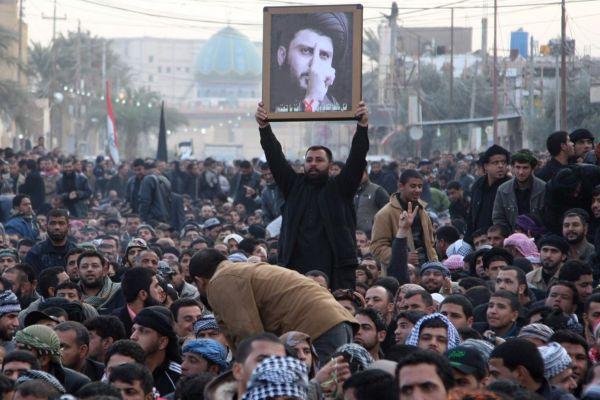 Moqtada Al Sadr Returns