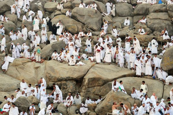Mount of Arafat 2010