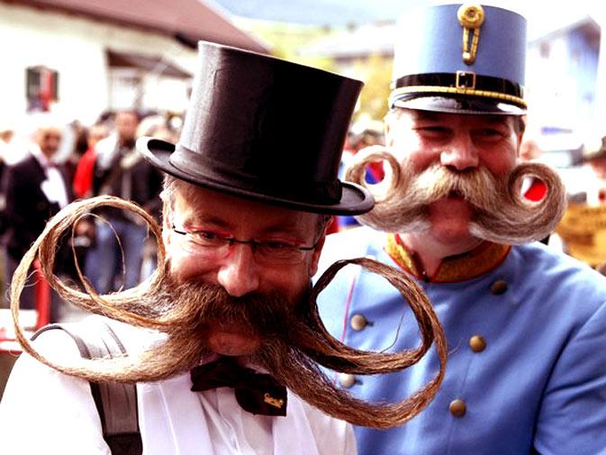Moustache & Beard Competition