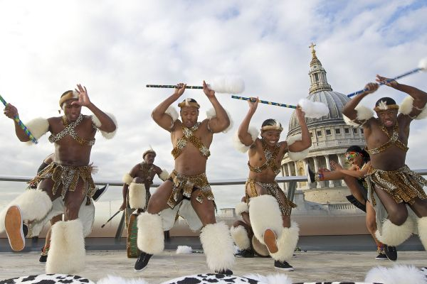 Zulu Warriors in London