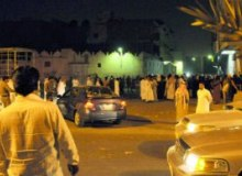 Saudi Ashura Procession Attacked