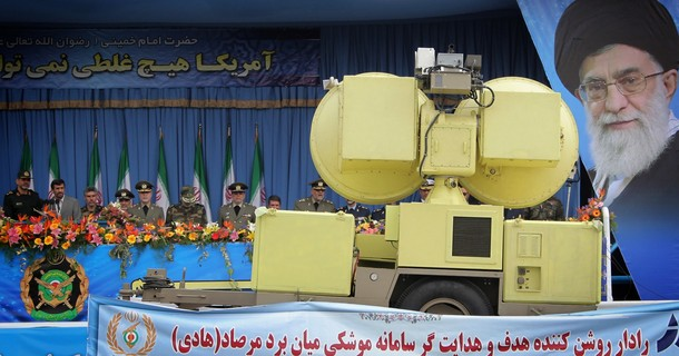 Iran ready to export air defense system' | Jafria News