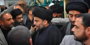 Moqtada Al Sadr Returns to Iraq