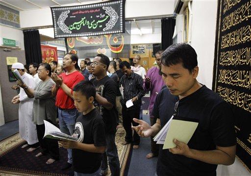 Malaysia Shiite Ban