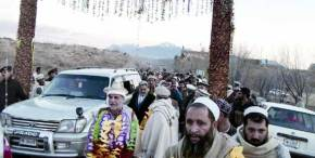 Parachinar Convey arrives at Kurram