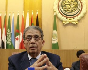 Arab League Amr Musa
