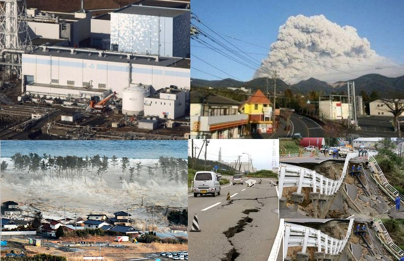 Japan Natural Disasters 2011 | Jafria News