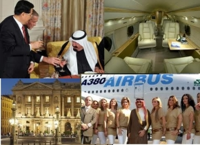 Saudi Royal Luxuries