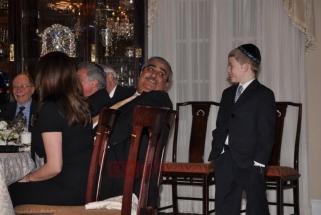 Foreign Minister Shaikh Khalid bin Ahmed Al Khalifa Dinner with Jewish Community