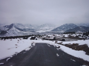kurrum-parachinar-road to afghanistan-