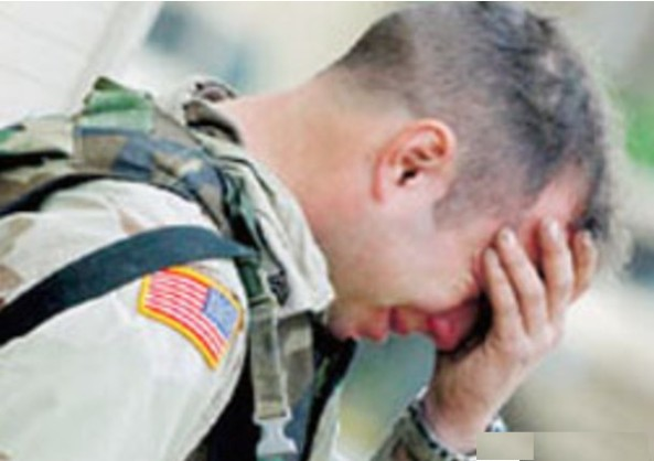 18 US Soldiers commit suicide every day on average Us-soldier-mental-disorder