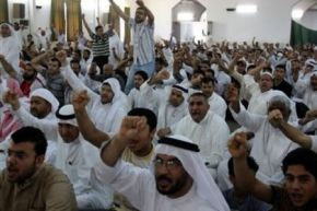Bahrain Protest Restart June 10