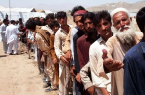People displaced from military operation return to their villages in Mohmand