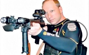 Anders Behring Breivik, the Norwegian terrorist