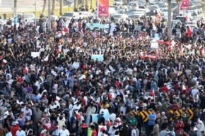 Bahrain crackdown on Protesters