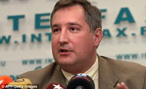 Russian Dmitry Rogozin