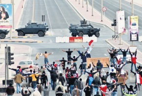 Bahrain Divided