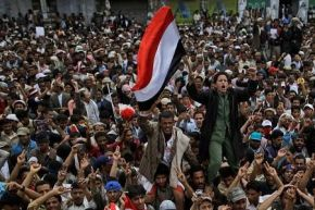 Yemeni Protesters Hold rallies