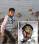 Bahraini Boy Ali Jawwad Al Shiekh