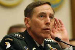 CIA Chief Ex General Petraeus