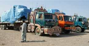 Pakistan Closes Nato supply route