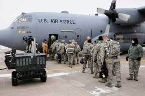 US forces Leave Pakistani shamsi Airbase