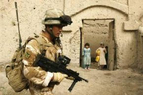 UK soldiers Rape Afghani children