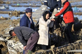 Japan Hit by Tsunami and Earthquake 2012