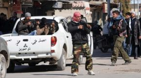 Syrian-rebels-in-Idlib-northwestern-Syria-February-24-2012