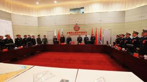 China Russia Launch Joint Naval Exercise 2012