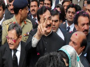 PM Gilani Convicted by the SC 26.04.12