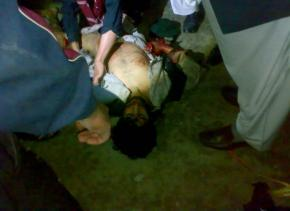 Suicide Bomber Killed in Hazara Town 27.04.12. a