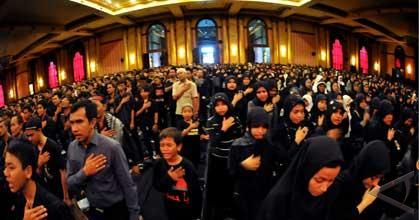 Ashura In Indonesia 2009
