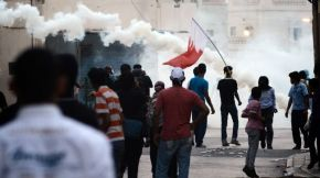 Bahraini Al Khalifa Crack down on Shia Protestor