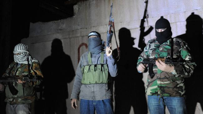 syria kidnap On december 10, 2013, late at night, masked men burst into the office of a human rights organization – the violations documentation center – in the town of douma.
