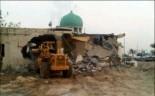 Bahrain's Wahabi Al Khalifa Govt. admits Mosques Demolition