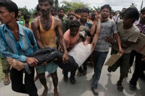Riots in Assam between Bodo and Muslims