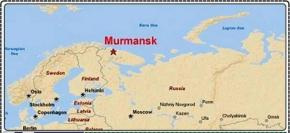 Russisa City of Murmansk Fasting News