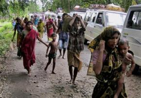 Migration of Muslims in Assam India