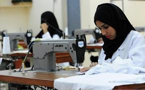 Saudi Working women