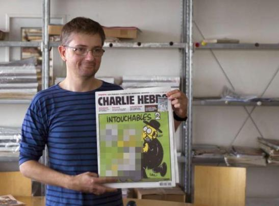 Charlie Hebdo - French Magzine Cartoons of Prophet Muhammad