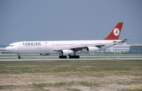 Turkish Airline Planes