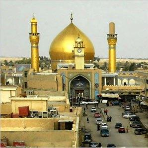 Hazrat Imam Ali Naqi a.s Shrine , Samarra