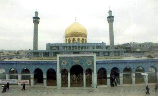 Holy Shrine of Bibi Zainab s.a in Damascus