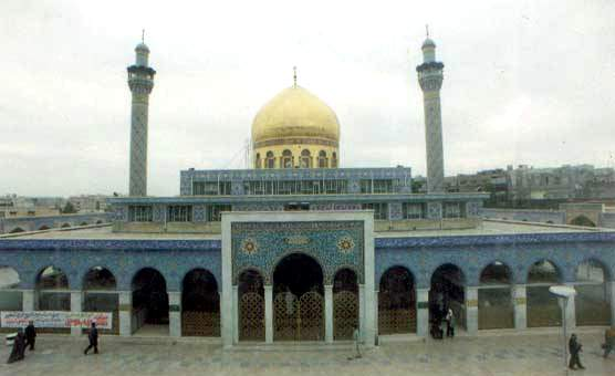 Holy Shrine of Bibi Zainab s.a in Damascus