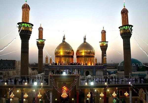 Imam Musa Kazim a.s Shrine Kazmain