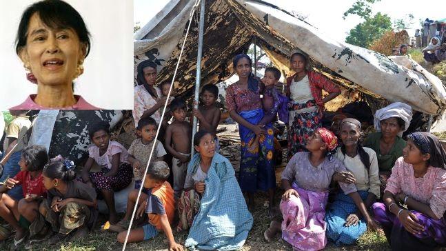 myanmars-aung-suu-kyi-and-rohingya-muslims - ROHINGYA, 'the world's most persecuted minority' - World Daily News
